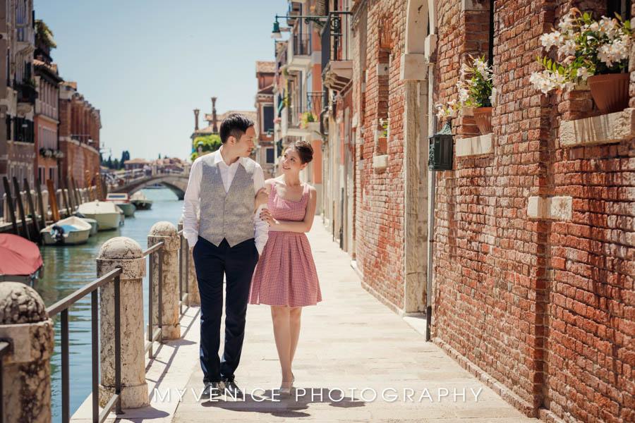 威尼斯旅拍, 意大利婚纱照, 欧洲婚纱摄影, venice, wedding