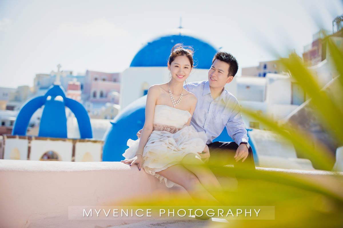 圣托里尼婚纱摄影,圣岛婚纱照,欧洲旅拍,Santorini wedding