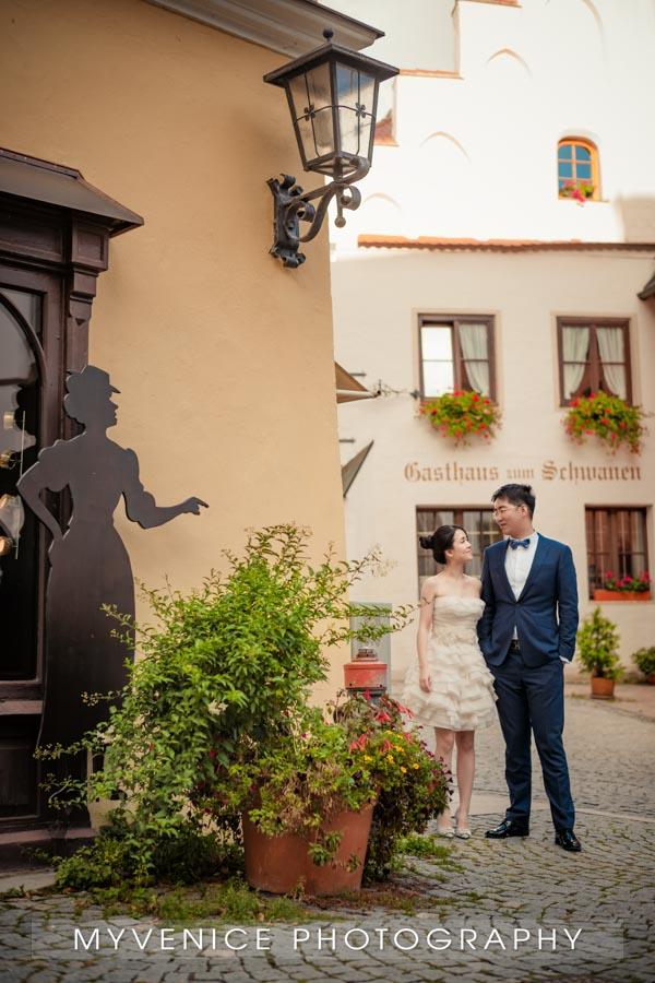 德国旅拍, 欧洲婚纱照, 新天鹅堡, 欧洲旅拍, italy wedding