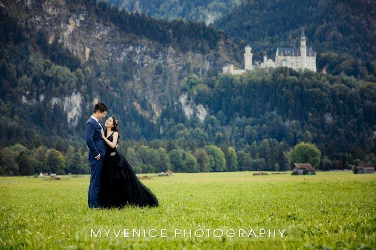 德国旅拍,欧洲婚纱照,新天鹅堡,欧洲旅拍,italy wedding
