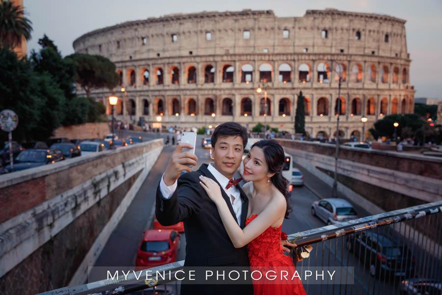 意大利婚纱摄影, 罗马婚纱照, 欧洲旅拍, Rome wedding